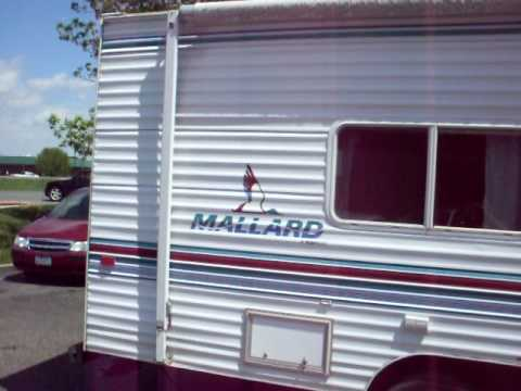 2000 Fleetwood Mallard 25 foot Travel trailer $6,995 - YouTube