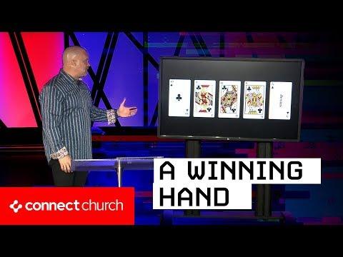 A Winning Hand | Deryck Frye