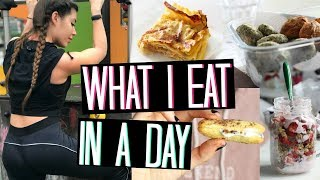 WHAT I EAT IN A DAY 2018 🌟COSA MANGIO IN UN GIORNO... PER TORNARE IN FORMA!!! | Adriana Spink