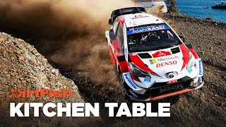 Rally Turkey 2020 Review - DirtFish Kitchen Table