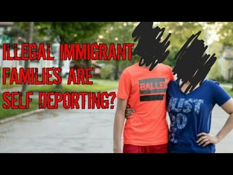 Illegal immigrants self deporting if no DACA DEAL IS STRUCK !!!