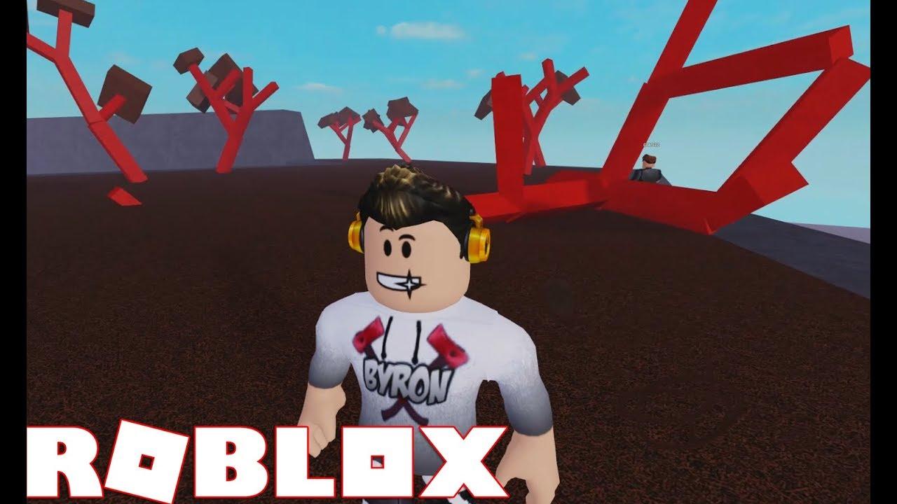 Roblox- Como pegar a madeira de lava sem passar pelo vulcão ( Lumber Tycoon 2 )