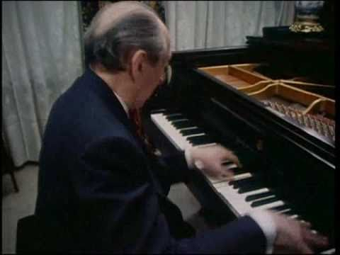 Vladimir Horowitz - Chopin - Etude Op.10 No.5 (Black Key)
