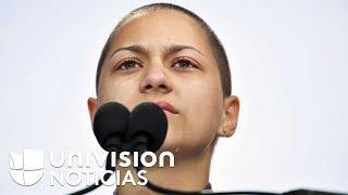 El poderoso silencio de Emma González durante su discurso en la
