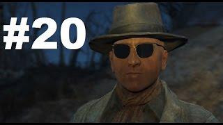 Fallout 4 - 20 Агентурная работа и Дьякон