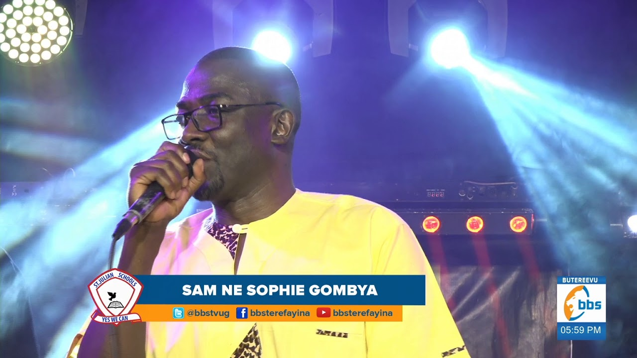 Download Sam ne Sophie Gombya beekoze ebitundu nga bayimba Ssebo Muko ku camuka live band show