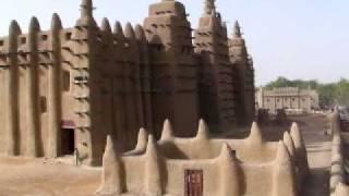 Video Great Mosque of Djenne, Mali download MP3, 3GP, MP4, WEBM, AVI, FLV Juli 2018