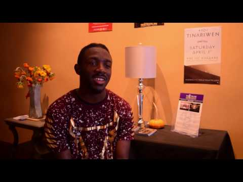 Concert Career Pathways - Intern Perspectives, Marquis Pippins