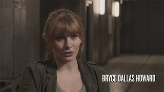 Behind the Scenes video: Bryce Dallas Howard and WildAid