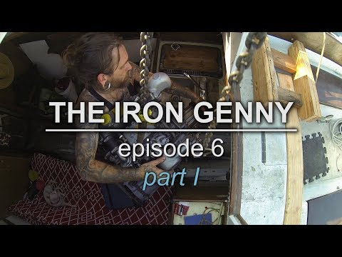Sailing Vessel Triteia - The Iron Genny - Part I - Episode 6