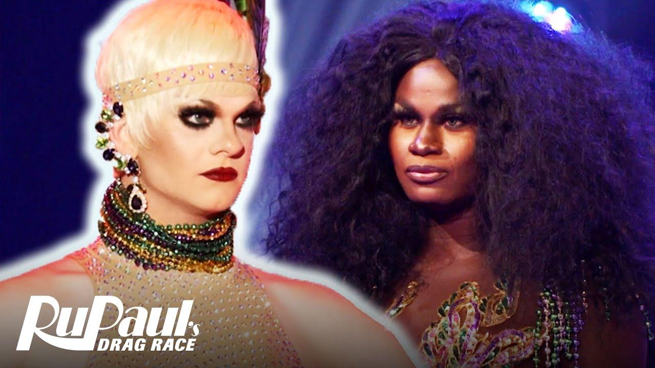 "Download LaLa Ri & Elliott's ""Whole Lotta Woman"" Lip Sync | RuPaul's Drag Race"
