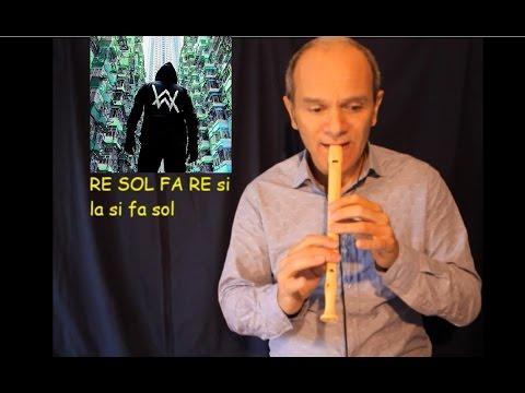 Alan Walker- Sing me to sleep (Facilissima)+spartito
