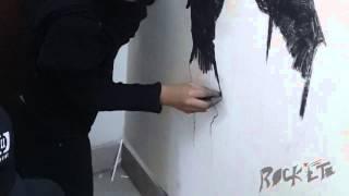Stylish star Allu Arjun Bunny   Charcoal portrait   RockETz   2014 HD
