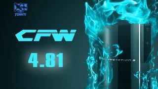 CFW 4.81 Ferrox + Sen enabler 6.0.3 + Multiman