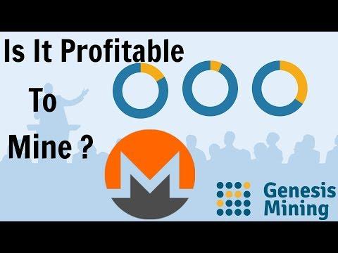 Is It Profitable To Cloud Mine Monero ?