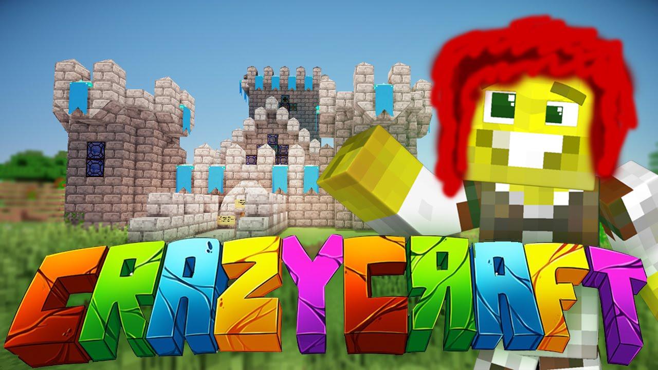 майнкрафт сборка crazy craft #4