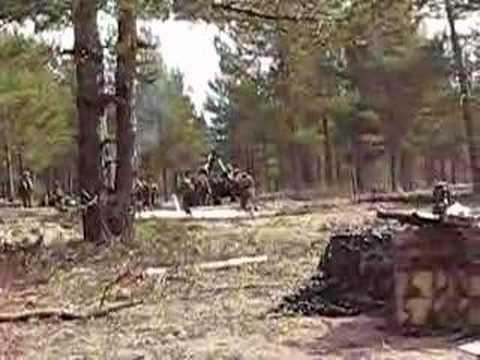 finnish army mortar grk