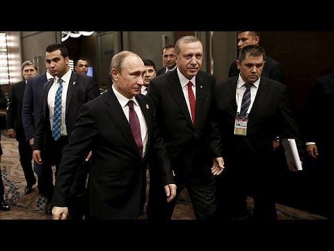 يورو نيوز: حوار مع ممثل تركيا في الناتو حول التوتر الاخير بين أنقرة وموسكو