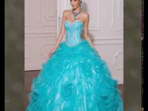 9 Ball Gown Prom Dresses Make You the Prom Queen - YouTube
