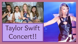 AMAZING SURPRISE - - - TAYLOR SWIFT CONCERT!