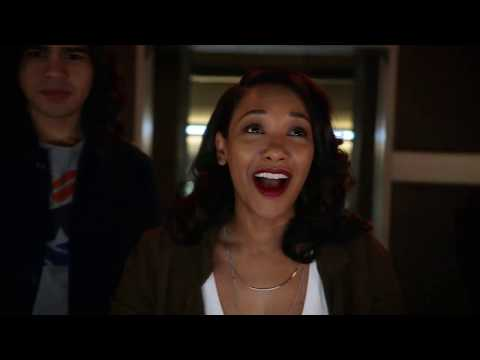 The Flash Season 4 Episode 17 (Null And Annoyed) In English