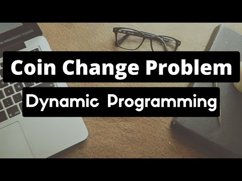 Coin Change Problem (Dynamic Programming)