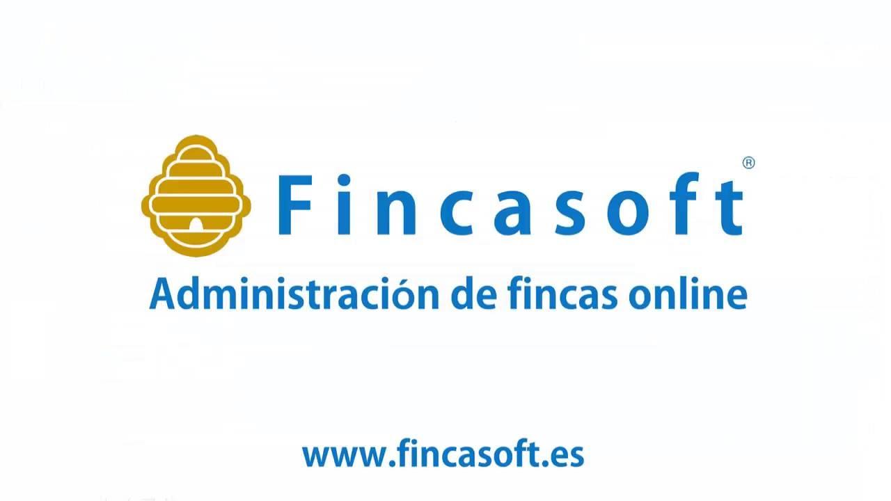 Fincasoft administraci n de fincas online tutoriales for Administracion de fincas torrevieja