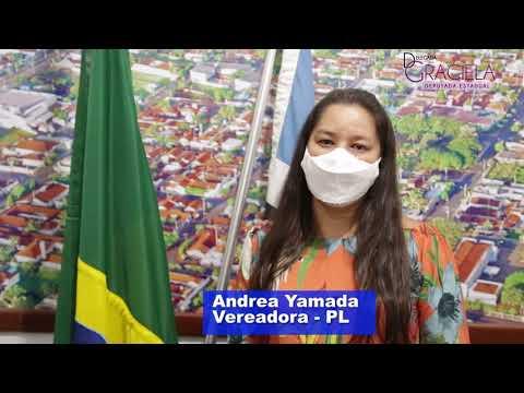 Delegada Graciela - Repasse de emenda para compra de remédios em Ituverava