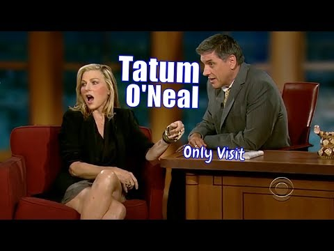 Tatum O'Neal  They've Met Before, *Wink*  Only Appearance