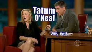 Tatum O'Neal - They've Met Before, *Wink* - Only Appearance