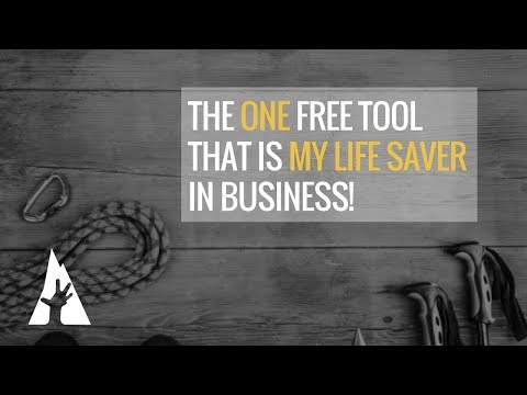 The ONE FREE tool that is a life saver in my business