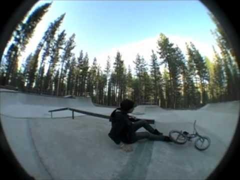 South Lake Tahoe California Skatepark
