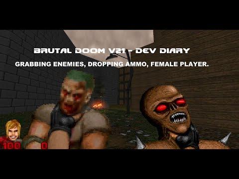let''s play brutal doom