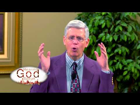 Hearing God Speak: The Church (Part 9) The Priesthood of the Church - Episode 096