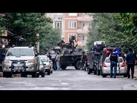 Turkey: overview of Turkish police raids on Islamic State group militants hideouts