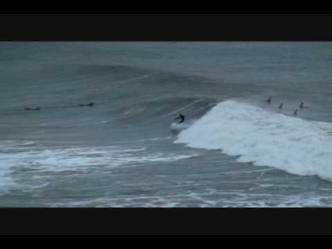 Montauk Surfing Turtle Cove Montauk Lighthouse Youtube