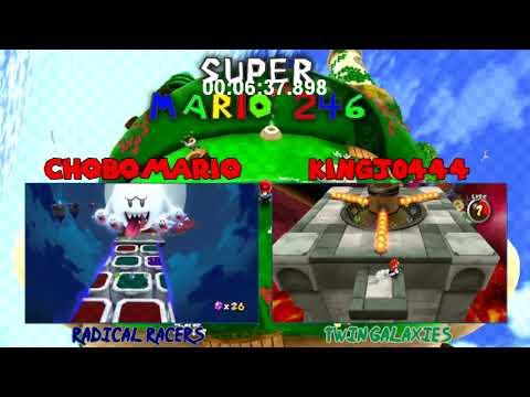 Versus! - Super Mario 246 (Relay) - Episode 19