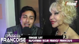 Alfombra Roja Premios Francis Francoise 2015 - Canal Femme