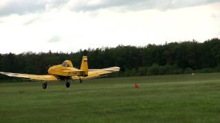 PZL M18 Dromader - III Festyn Lotniczy w Michałkowie 2013