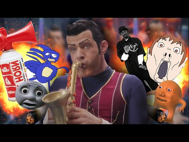 Lazy Town We are Number One - BringBackMLG Edition