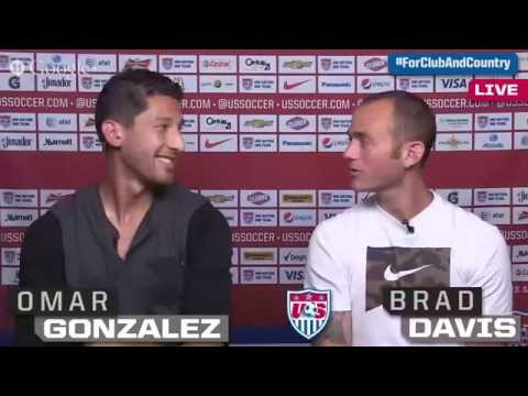 Brad Davis & Omar Gonzalez: For Club & Country
