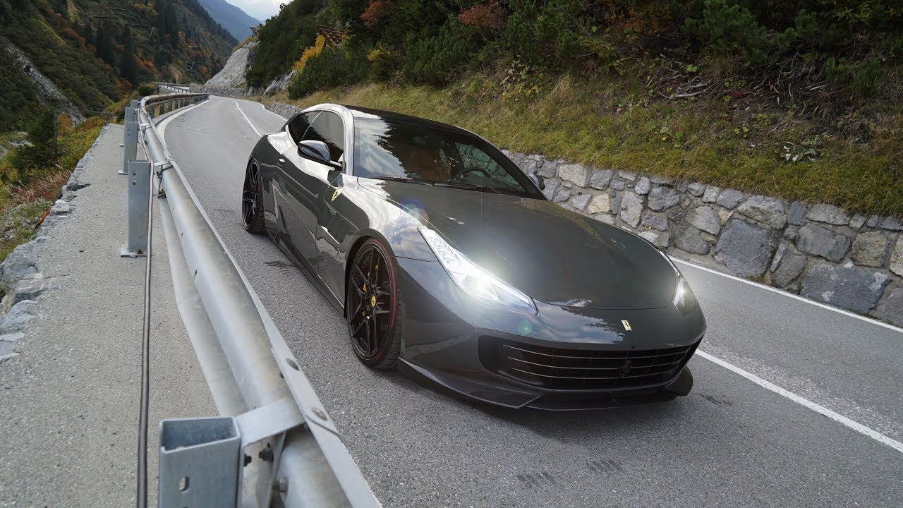 Novitec Ferrari Gtc4 Lusso Youtube