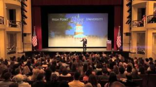 President Nido R. Qubein | High Point University