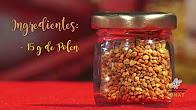 04 Receta Yogurt con miel y polen CINAT UNA