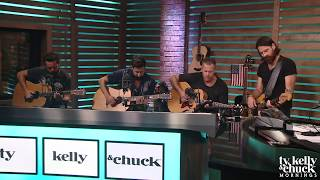 Old Dominion Performs 34 Written In The Sand 34 Acoustic