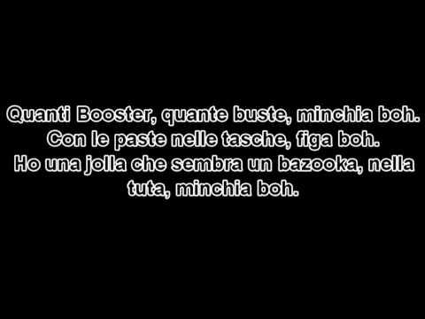 Club Dogo - Minchia Boh (con testo)