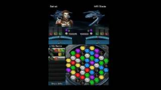 Puzzle Quest: Galactrix Nintendo DS Gameplay Video