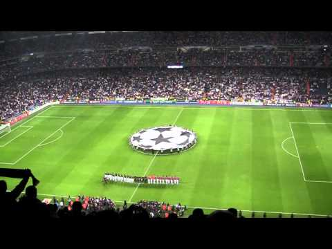 The Real Madrid Bernabeu Experience