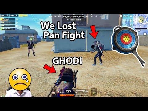 Pan Fight Lost || PUBG MOBILE  ||  FAN Moment😭😭