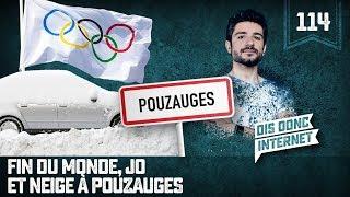 Fin du monde, JO et neige à Pouzauges - VERINO #114 // Dis donc internet... thumbnail